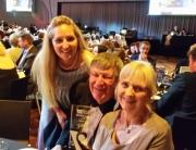 Marilyn Ian Shelley at Tourism awards Nov15